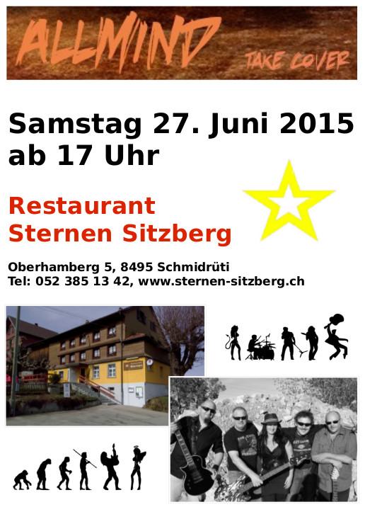 Flyer-Allmind- Konzert-Sternen-Sitzberg-2015